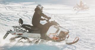 Pris på trafikförsäkring för snöskoter