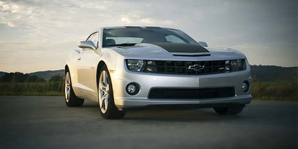 bilförsäkring för Chevrolet