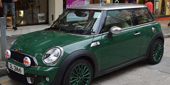 bilförsäkring för Mini