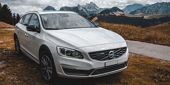 bilförsäkring för Volvo